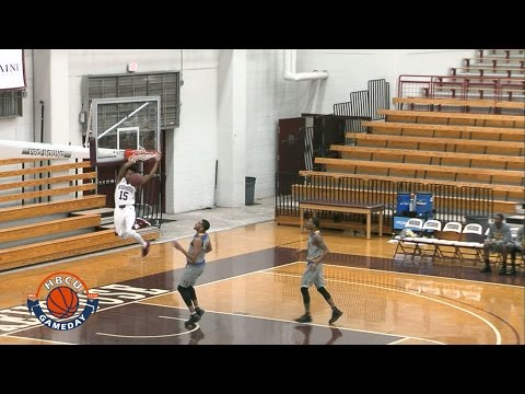 Morehouse College vs Albany State: SIAC Basketball