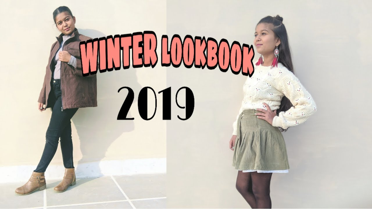 [VIDEO] - WINTER Lookbook 2019 |Outfit Ideas| sugaryourstyle | 2