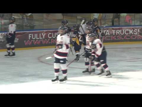 2016 Brick Tournament - Game 6: Team PA VS Saskatchewan Jr Pats