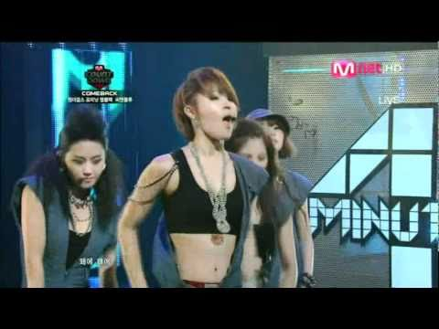 4minute - Who's Next (ft.Beast) & HuH (MC! 100520)