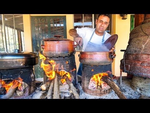 Cretan Food - 100% PURE LOVE Farm-to-Table Mediterranean Cui