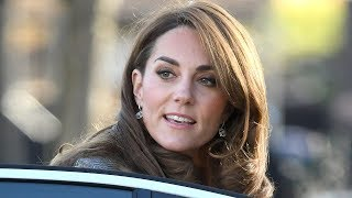 William and Kate praise volunteers for Shout's mental health text messaging service