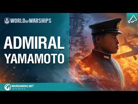 Combat Tour: Admiral Yamamoto