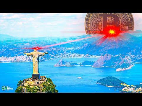 BREAKING NEWS: Brazil Will Make Bitcoin Legal?!