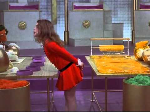 I Want It Now! with lyrics  Willy Wonka & The Chocolate Factory