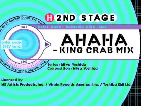 [beatmania featuring Dreams Come True] AHAHA -KING CRAB MIX
