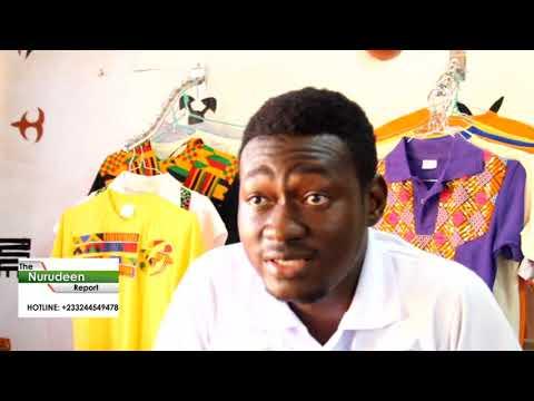 Ghana entrepreneur