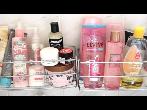 Whats in my bathroom january 2014 youtube for What s new in bathrooms