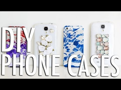 DIY Phone Cases from YouTube · Duration:  5 minutes 21 seconds