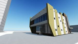 видео Проектирование бизнес центров