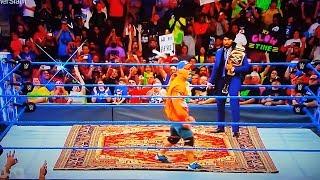 John Cena vs Shinsuke Nakamura Jinder Mahal WWE Championship WWE #SUMMERSLAM 2017 #SDLIVE