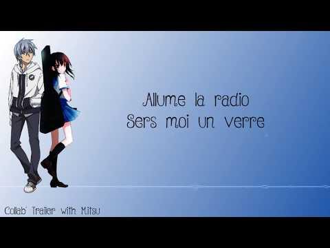 Nightcore ~ Subeme La Radio (FRENCH VERS. + PAROLES - TRAILER)