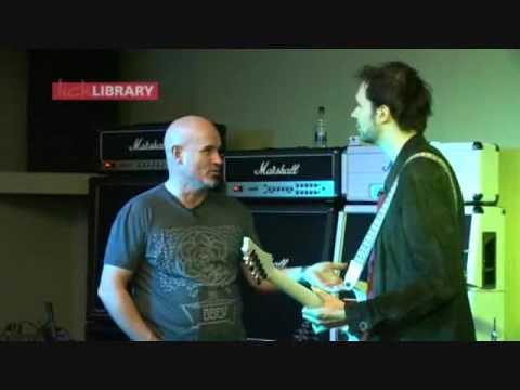 Paul Gilbert - Interview 1/4