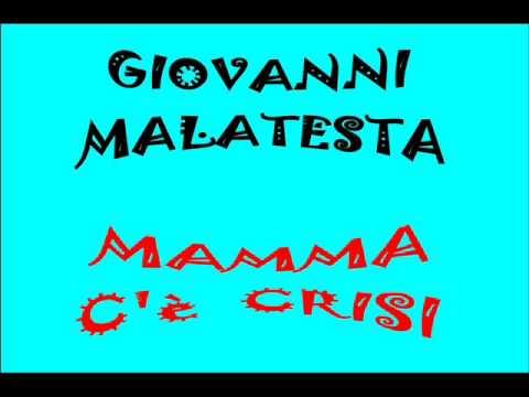 MAMMA  C'è  CRISI