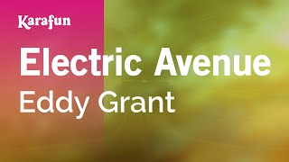 Karaoke Electric Avenue - Eddy Grant *