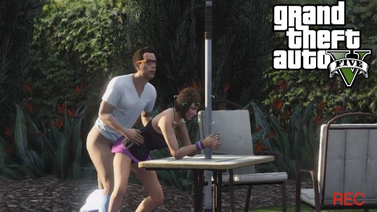 Gta moments you shouldn't play around your parents