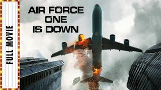 Air Force One Is Down FULL MOVIE | Linda Hamilton | Thriller Movies | The Midnight Screening
