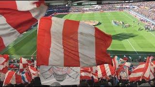 PSV Support: Awayday movie Feyenoord-PSV : 25/2/2018 : 1-3