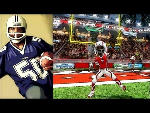 Kinect Sports 2 - ActionCam Peyton Manning Dance | Madden 25 Needs This