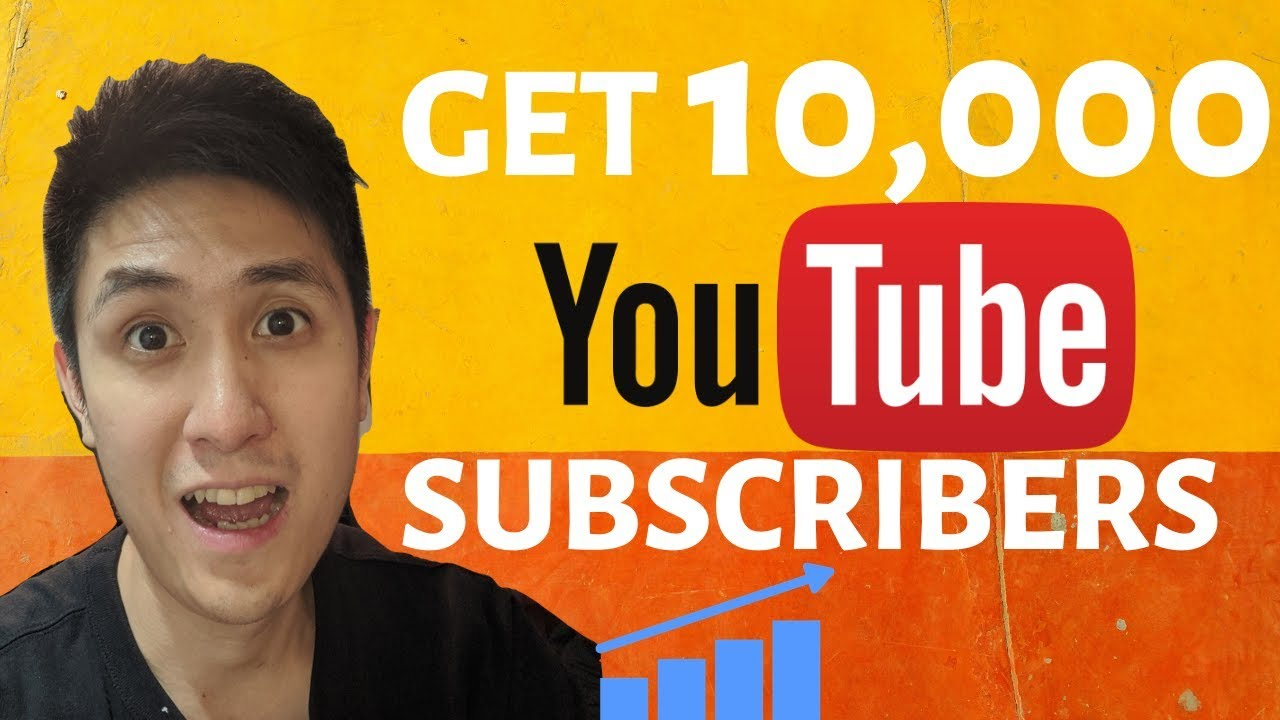 How to Get 10,000 YouTube Subscribers FAST and ORGANICALLY in 2020