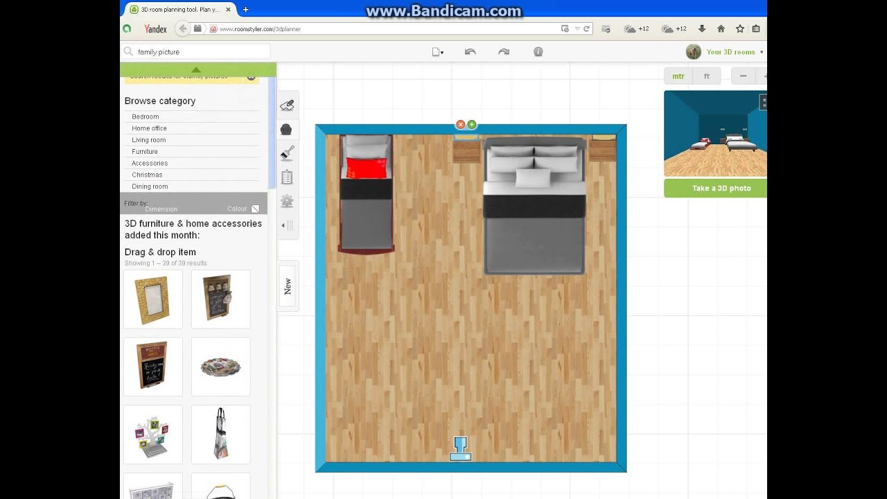 Room Planner Tool how to create a room on roomstyler 3d - youtube