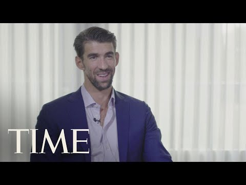 Olympian Michael Phelps On Retirement, The Butterfly And Athlete Activism   TIME