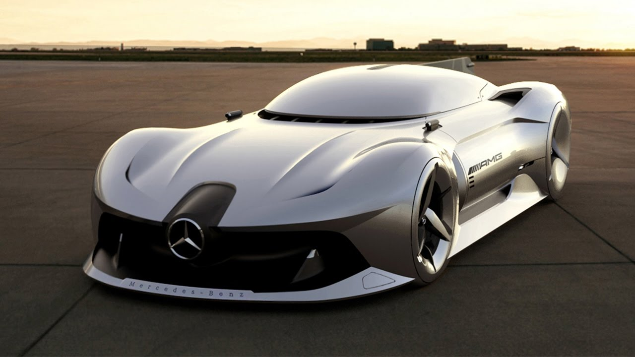 mercedesbenz 2040 w196r streamliner future mercedes