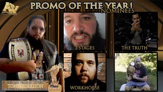AOW: Promo Of The Year (Nominees)