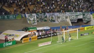 Copa do Brasil: Gols da goleada do Goiás diante do Cuiabá