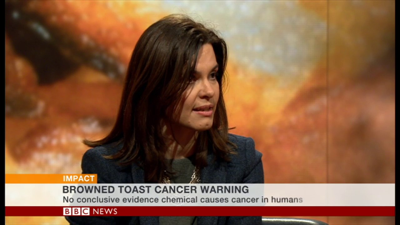 Does burnt toast give you cancer? | World Cancer Research Fund UK