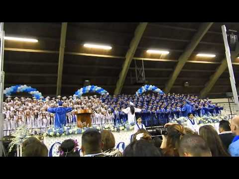 Waiakea High School Graduation Class Song 2014