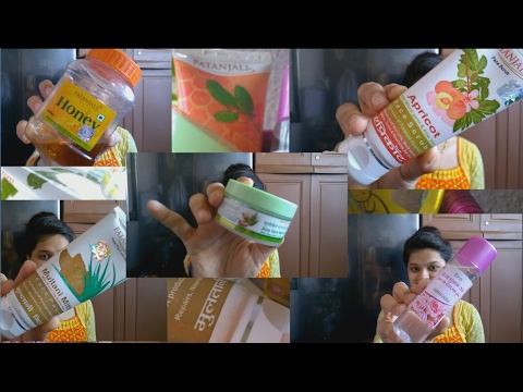 clean up at home | one brand products | patanjali beauty products | in HINDI | affordable too...