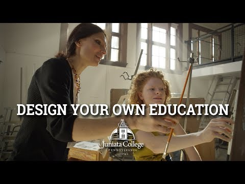 Design Your Own Education at Juniata College