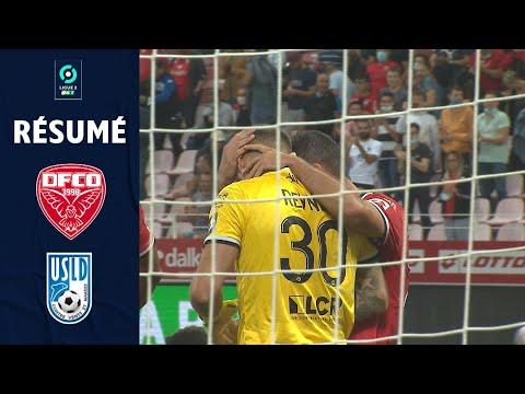 Dijon Dunkerque Goals And Highlights