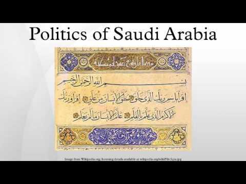 Politics of Saudi Arabia
