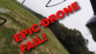 Girl takes out drone with her shoe!!! -  Hilarious Epic XK Detect X380 drone fail