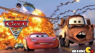 Disney Cars 2  Mater Italy Showdown Eliminating Lemons