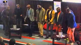 Majita ako Sosha - Umlilo (Big Nuz Cover)