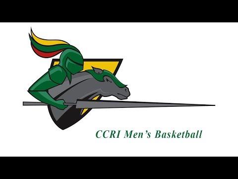 CCRI Basketball - November 21, 2017