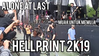 Download HELLPRINT FEST 2019 Alone At Last - Muak Untuk Memuja