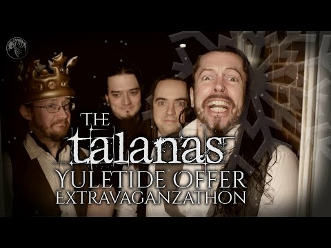 TALANAS - Christmas Download Discount Offer