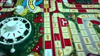 Game of Life by FunSkool Game Play