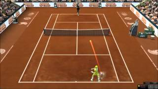 Golden Tennis Cup SF Round [Mirzinho vs L