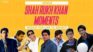 Dharma 🤝 Iconic SRK Moments (Fan Favourites) | Shah Rukh Khan