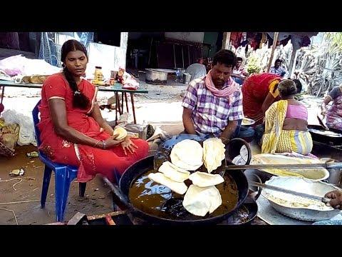 Amazing Cooking 2000 Poppadom Snacks Preparation | Indian Hindu Function | Indian Snacks Recipe