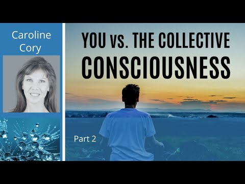 YOU vs. THE COLLECTIVE CONSCIOUSNESS - Part 02 - GUIDED MEDITATION