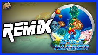 Coming back with another Remix, this time from Space Harrier. One o...