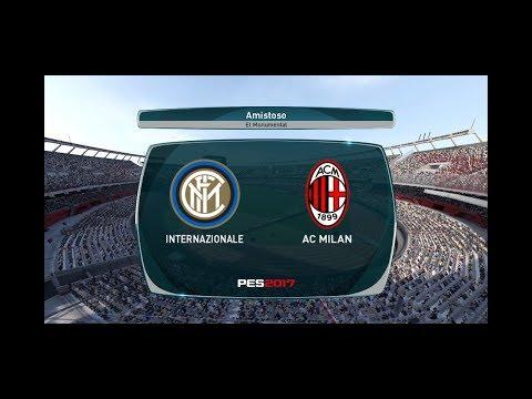 INTERNAZIONALE  VS AC MILAN I 0 - 0 I PENALES I 4 - 1 I