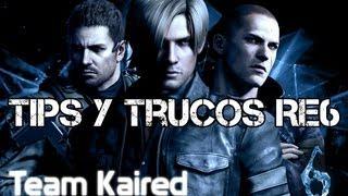 Resident Evil 6 - Cambiar a mira laser, camara y más, Comentado