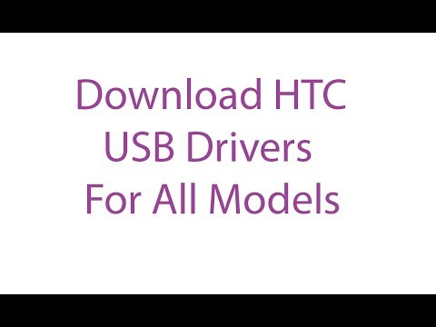 HTC RNDIS DRIVERS DOWNLOAD (2019)